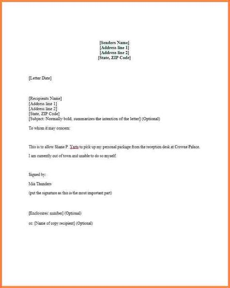authorization letter format for salary 6 sle authorization letter to pay bills letter bills