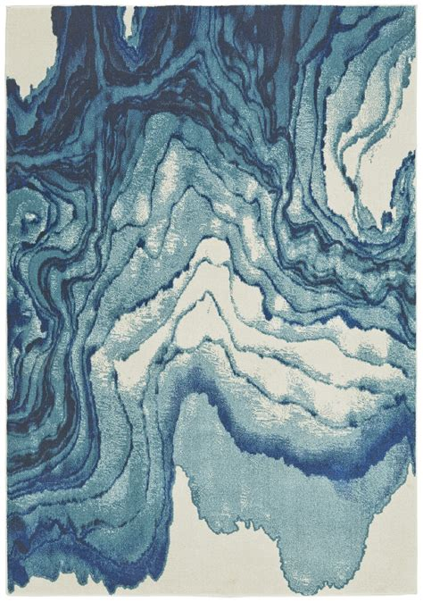 watercolor area rug watercolor collection power loomed polypropylene area rug in atlantic burke decor