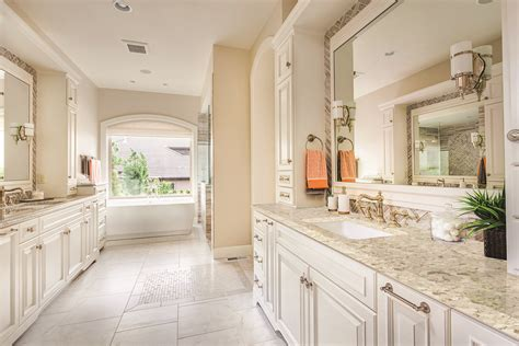 quarz countertops badezimmer the pros and cons of engineered quartz housetrends