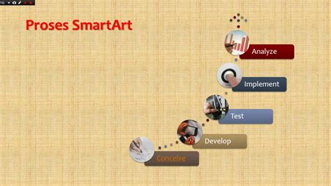 cara membuat yel yel yang menarik cara membuat power point yang menarik proses smartart