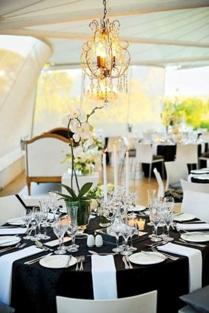White Table Settings Black And White Table Setting Ideas Weifeng Furniture
