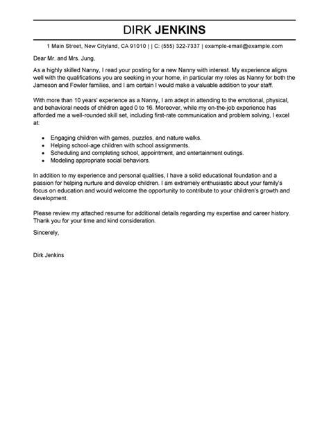personal cover letter examples cover letter non profit cover