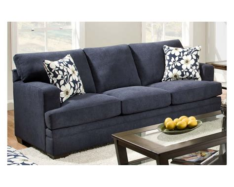 navy blue leather sofa sets cobalt blue leather sofa gallery of navy blue leather