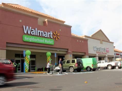 Walmart In Garden Grove Ca Walmart Neighborhood Market Grocery Store Opens In Elk