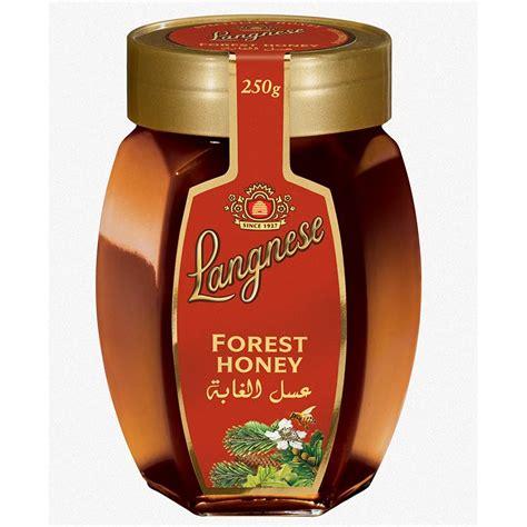 Langnese Black Forest Honey 250 Gr langnese forest black forest friendly food qatar