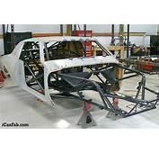 68 Camaro Chassis Fabrication  Metal TIG