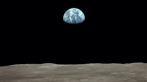 earth moon wallpaper hd moon and earth view from space hd wide wallpaper for