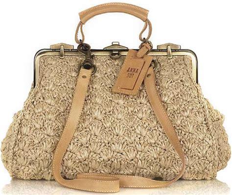 Sui Linen Frame Bag by Sui Raffia Frame Bag Fab Or Drab Purseblog