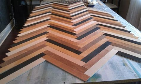 Something like this for sofa table!!! of wood to make