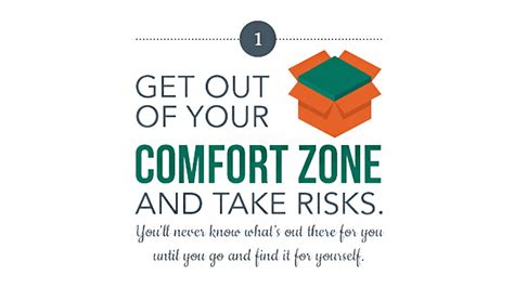 push your comfort zone how to push yourself out of your comfort zone