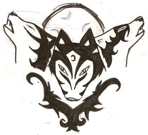 vire tribal tattoos alpha wolf tattoos 70 wolf designs for masculine idea