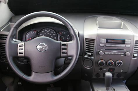 2007 nissan titan reviews and rating motor trend
