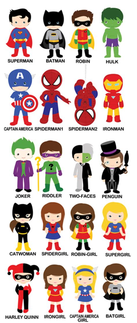 Wall Stickers Name Personalized superhero birthday invitation choose your superheroes