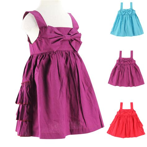 design dress for baby girl girls dresses new fashion 2016 summer baby dress bow