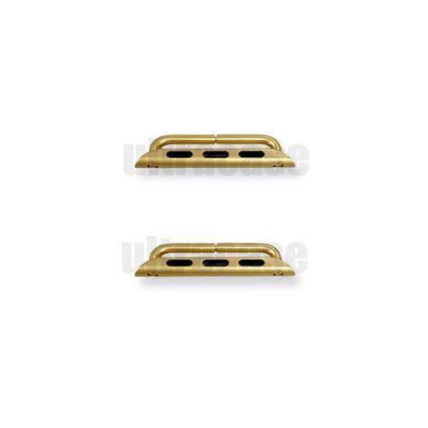 Grosir Konektor Connector Adaptor Apple 38mm N 42mm yellow gold apple band adapter 38 42 mm ultracase