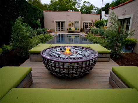 Beautiful Bathroom Ideas by Fire Pit And Outdoor Fireplace Ideas Diy Network Made