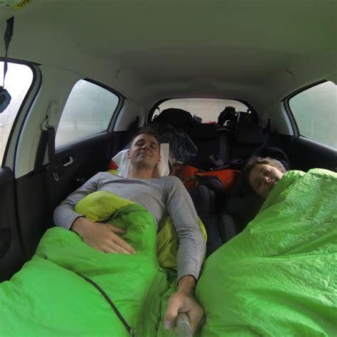 schlafen im auto schlafen im auto globe gliders