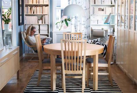 runder speiseraum teppiche originelle und moderne esszimmer design ideen ikea