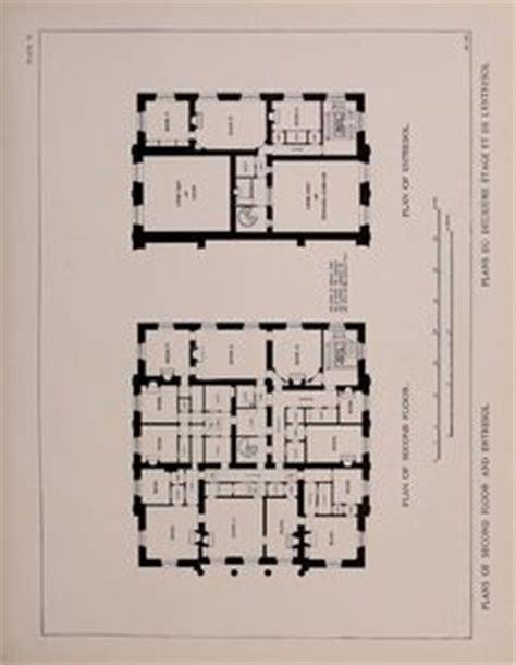 petit trianon floor plan vanderbilt mansion hyde park 2nd floor gilded age