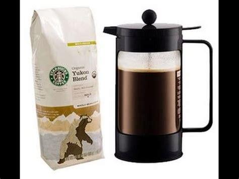Coffee Press Starbucks starbucks coffee press
