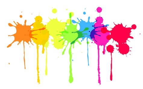 Color Image Online by Paint Splatter Wallpapers Wallpaper Cave