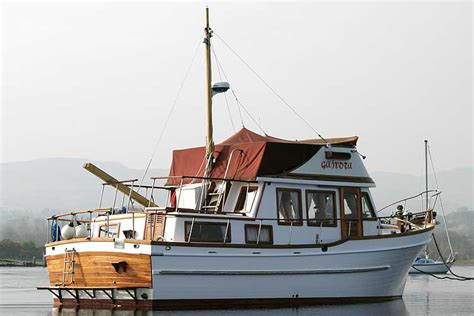 boat sales universal marina universal marine pacific 38 trawler yacht not for sale
