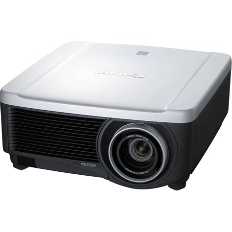 Proyektor Lcos Canon Realis Wux5000 Lcos Projector With Rs Il01st Lens