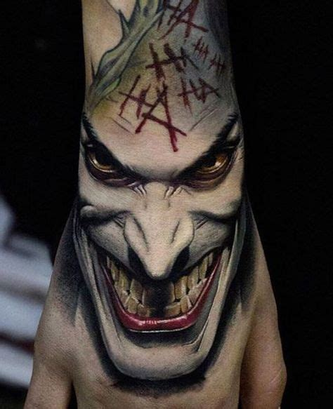 joker batman tattoo designs 25 best ideas about joker tattoos on pinterest batman