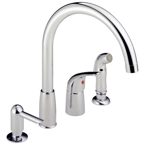 delta waterfall single handle kitchen faucet parts