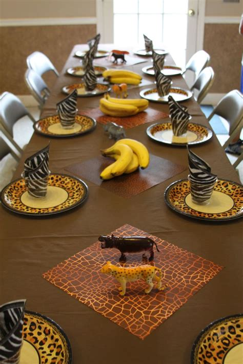 newspaper themed party 1000 images about animal print themed party ideas on