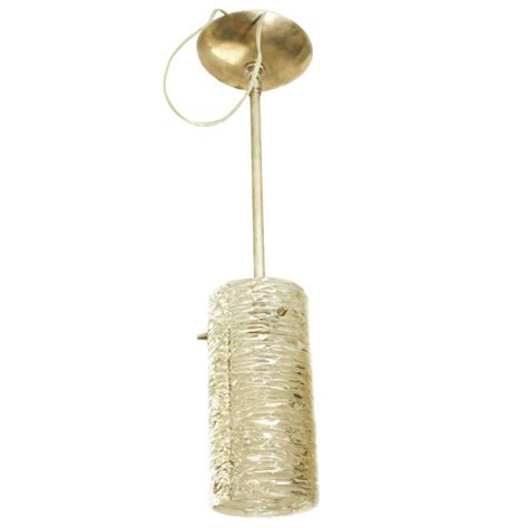 cylindrical ceiling light fixture cylindrical textured glass pendant ceiling fixture with