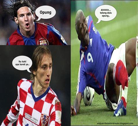 kumpulan gambar lucuedisi sepakbola