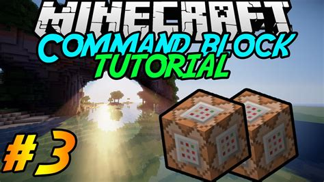 command pattern youtube command block tutorial 3 target selectors minecraft 1