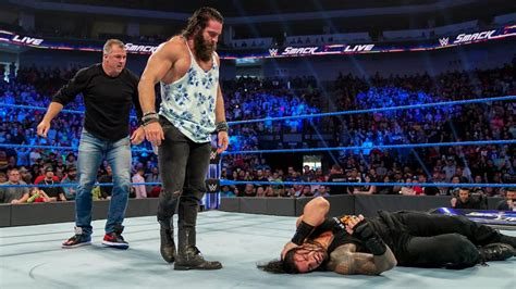 smackdown  highlights  april  wwe
