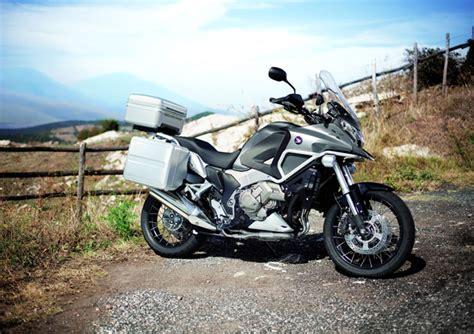 Motorrad News 6 2000 by Honda Crosstourer Modellnews