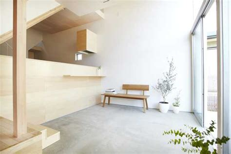 japanese foyer modern house design with functional and decorative y