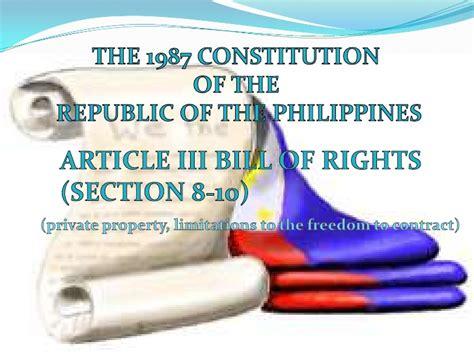 article 3 sec 8 10