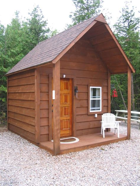 Bunkie Cabin by 10x10 Bunkie Plans Search Cottage Stuff Search And