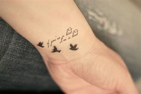 wrist tattoos designs the arts