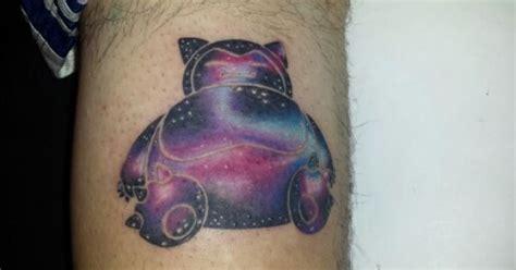 snorlax tattoo snorlax tattoos