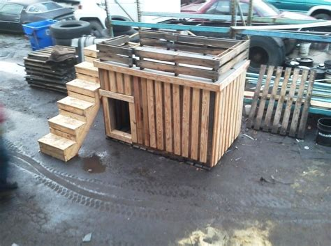 dog house made from pallets dog houses made from pallets dog breeds picture