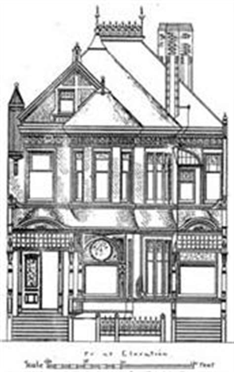 san francisco painted ladies original house plans picturesque california homes ebooks