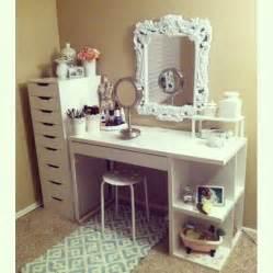 bedroom makeup vanity ideas fatima magpusao diy ikea makeup vanity diy pinterest