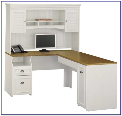 L Shaped Desk With Hutch White Download Page Home Design White L Shaped Desk With Hutch