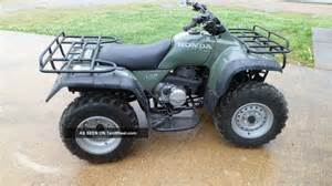 1999 Honda Fourtrax 300 1997 Honda 300 Fourtrax