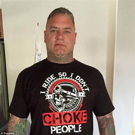 Tshirt Kaos South Bay top australian biker member exiled in phuket denied