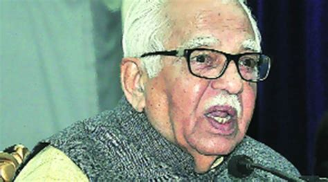 Ram Naik up governor ram naik blames previous governments for state lagging others