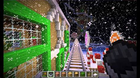 rollercoasters a christmas carol ride on the christmas roller coaster youtube