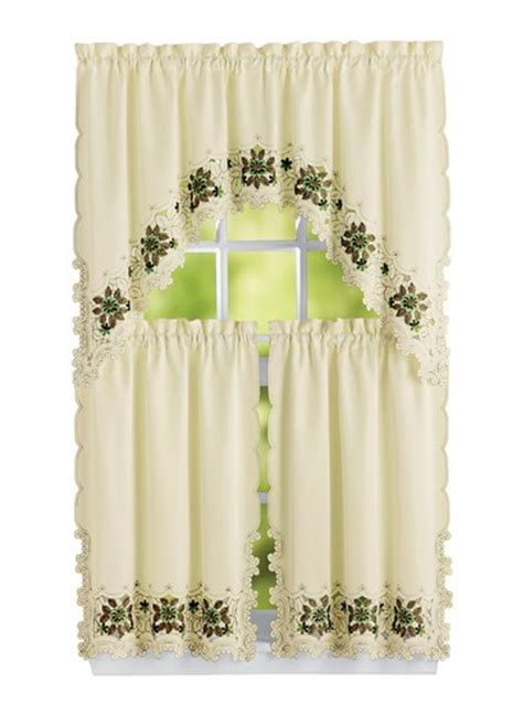 carol wright curtains embroidery curtain set carolwrightgifts com
