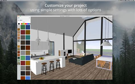 5d home design online planner 5d home interior design sul mac app store